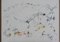 Br. 178 - Ulje na papiru - 56x76 <br> 	No. 178 - Oil on paper - 56x76
