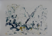 Br. 180 - Ulje na papiru - 70x100 <br> 	No. 180 - Oil on paper - 70x100